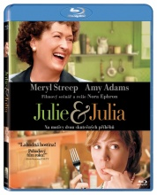 Blu-Ray: Julie a Julia