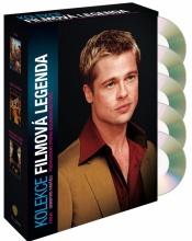 DVD: Brad Pitt: Kolekce (5 DVD)