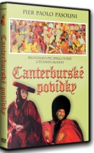 DVD: Canterburské povídky - [Edice Film-X]