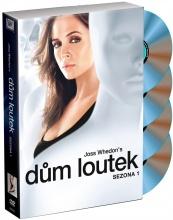 DVD: Dům loutek: Kompletní 1. sezóna (4 DVD)