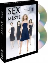 DVD: Sex ve městě: Kompletní 1.sezóna (2 DVD) (CZ dabing)
