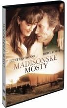 DVD: Madisonské mosty (CZ dabing)