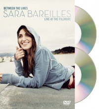 DVD hudba: Sara Bareilles - Between The Lines: Live At The Fillmore (DVD + CD)