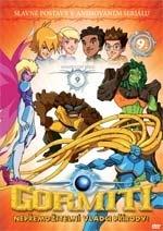 DVD: Gormiti 9