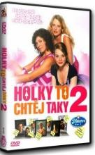 DVD: Holky to chtěj taky 2