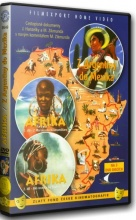 DVD: Z Argentiny do Mexika + Afrika 1. a 2. díl (3 DVD)