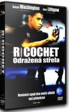 DVD: Ricochet: Odražená střela [!Výprodej]