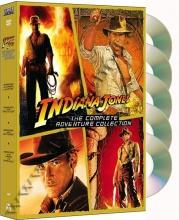 DVD: Indiana Jones: Quadrilogy - Kolekce (5 DVD)
