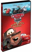 DVD: Cars Toon: Burákovy povídačky