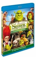 Blu-Ray: Shrek 4: Zvonec a konec