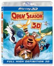 Blu-Ray: Lovecká sezóna (3D verze)