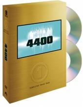 DVD: 4400: 1.sezóna (CZ dabing) (2 DVD)