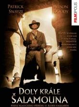 DVD: Doly krále Šalamouna [!Výprodej]