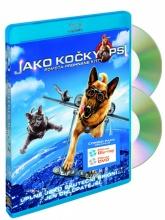 Blu-Ray: Jako kočky a psi 2: Pomsta prohnané Kitty (BD + DVD)
