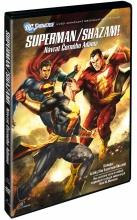 DVD: Superman / Shazam!: Návrat černého Adama