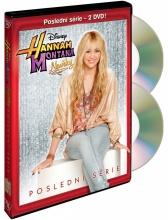 DVD: Hannah Montana: Kompletní 4. série (2 DVD)