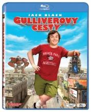 Blu-Ray: Gulliverovy cesty (3D verze)