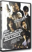DVD: New police story [!Výprodej]