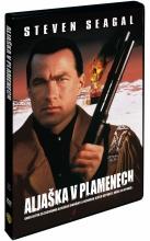 DVD: Aljaška v plamenech (CZ dabing)