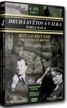 DVD: Druhá světová válka: 4. díl - Bitva o Británii