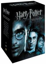 DVD: Harry Potter: Kolekce roky 1-7b. (16DVD)