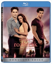 Blu-Ray: Twilight sága: Rozbřesk 1. část
