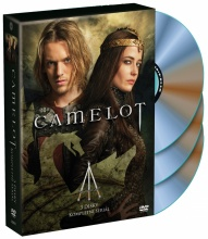 DVD: Camelot: Kompletní 1. série (3 DVD)