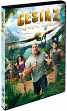 DVD: Cesta na tajuplný ostrov 2