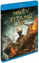 Blu-Ray: Hněv Titánů (3D+2D) (2BD)