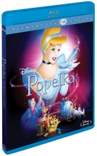 Blu-Ray: Popelka D.E.