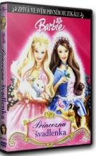 DVD: Barbie princezna a švadlenka [!Výprodej]