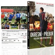 DVD: Okresní přebor: Poslední zápas Pepika Hnátka [!Výprodej]
