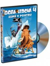 DVD: Doba ledová 4: Země v pohybu