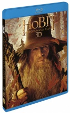 Blu-Ray: Hobit: Neočekávaná cesta (3D + 2D) (4 BD)
