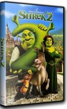 DVD: Shrek 2 [!Výprodej]