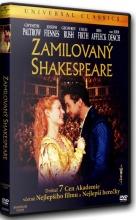 DVD: Zamilovaný Shakespeare (CZ dabing)