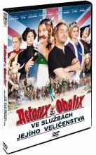 DVD: Asterix a Obelix ve službách Jejího Veličenstva [!Výprodej]