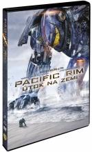 DVD: Pacific Rim - Útok na Zemi