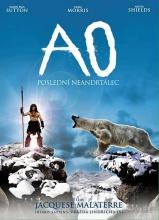 DVD: AO Poslední neandrtálec [!Výprodej]