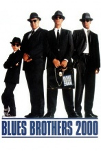 DVD: Blues Brothers 2000  [!Výprodej] - DigiPack