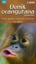 DVD: Deník orangutána 1 (2 DVD) [!Výprodej]