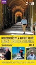 DVD: Dobrodružství v architektuře Dana Cruickshanka 2 [!Výprodej]