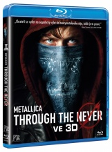 Blu-Ray: Metallica: Through The Never (3D + 2D)