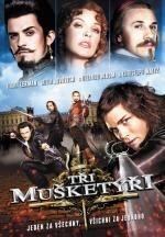 DVD: Tři mušketýři [!Výprodej]