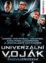 DVD: Univerzální voják: Znovuzrození [!Výprodej]