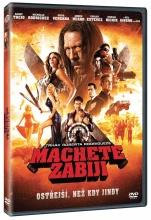 DVD: Machete zabíjí [!Výprodej]
