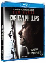 Blu-Ray: Kapitán Phillips