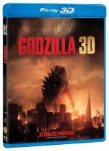 Blu-Ray: Godzilla (2014) (3D + 2D) (2 BD)