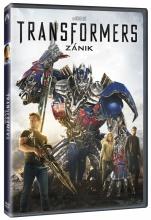 DVD: Transformers 4: Zánik