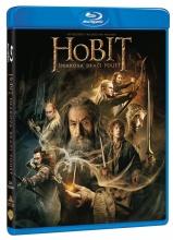 Blu-Ray: Hobit: Šmakova dračí poušť (2 BD)